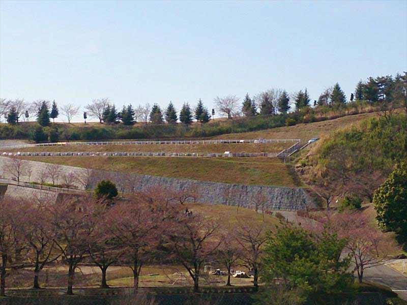 太田市営 八王子山公園墓地