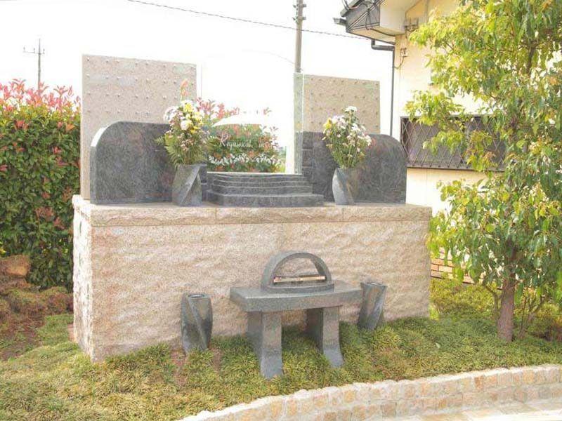 うらわ秋ヶ瀬霊園 「永遠の絆」永代供養墓 永代供養墓「永遠の絆」