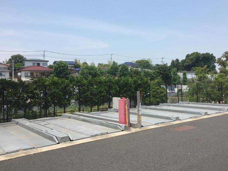 川口メモリアル和楽邸 駐車場