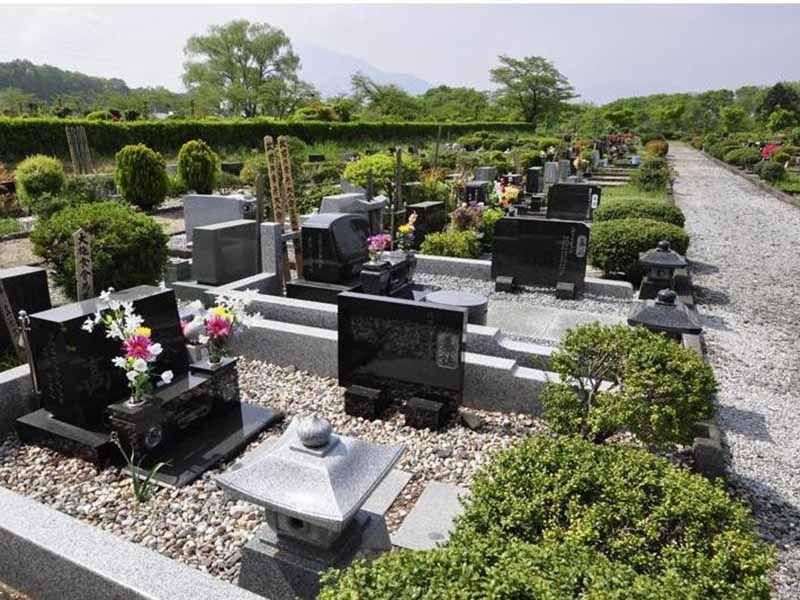 秩父市営 秩父聖地公園やすらぎの丘 一般墓地