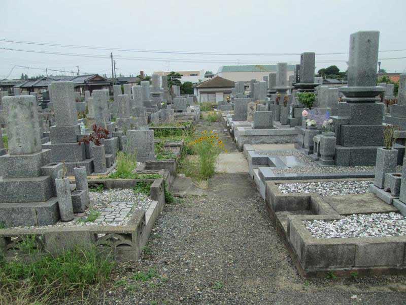 宇部市営 源山墓地