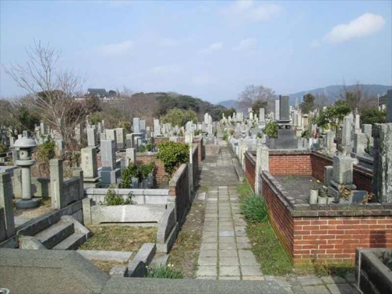 下関市営 東部墓地