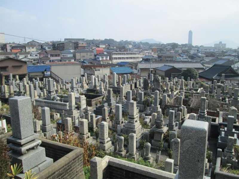下関市営 西部墓地