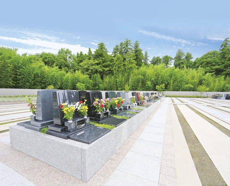 メモリアルガーデン梅郷聖地 永代供養付き墓所