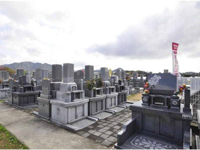 新下関郷台地墓苑