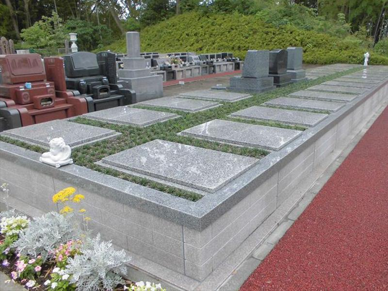 ヒルズ川崎聖地 テラス墓地