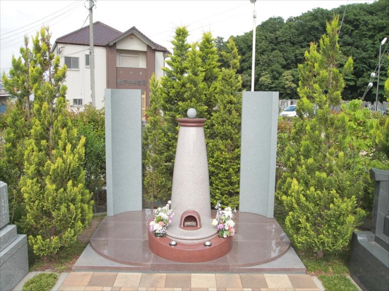 中和倉メモリアルひかりの郷 永代供養墓