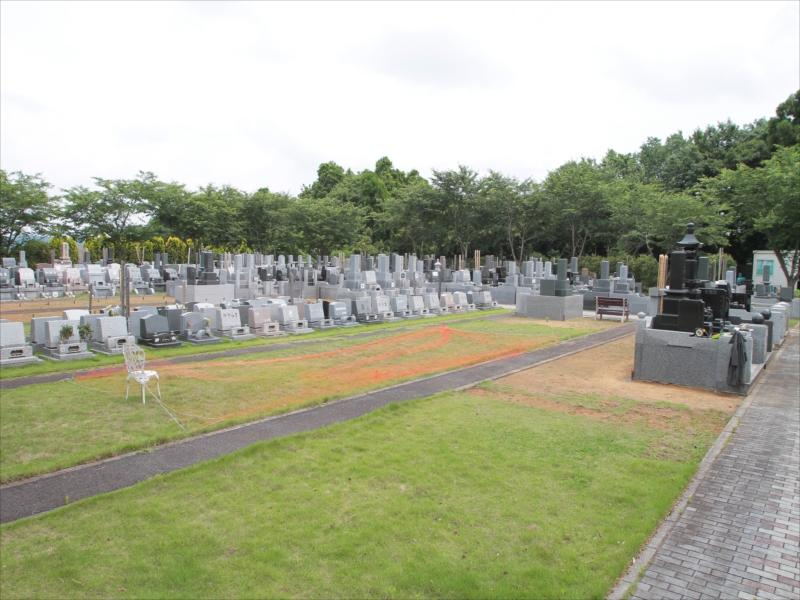 八千代メモリアルヒルズの一般墓の空き区画