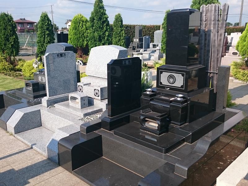 四街道メモリアルグランデ 日当たりの良い墓域