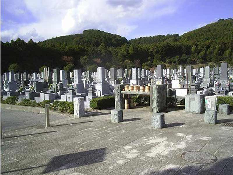 袖ヶ浦市営 墓地公園 自由に使える参拝道具