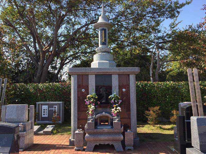 みつわ台霊園 殿台の杜 永代供養墓
