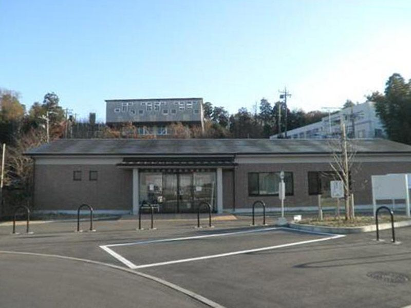 八千代市営霊園 管理事務所