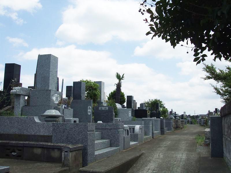 成田市営 成田霊園 和型墓石