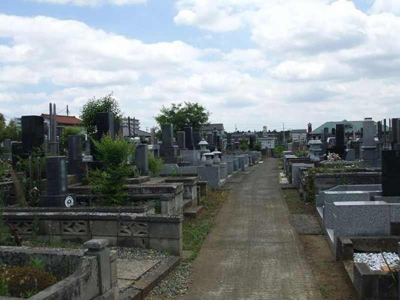成田市営 成田霊園 一般墓所