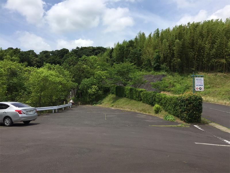 成田の杜公苑 駐車スペース