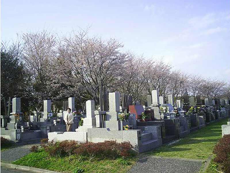 市原市営 能満墓園 一般墓所