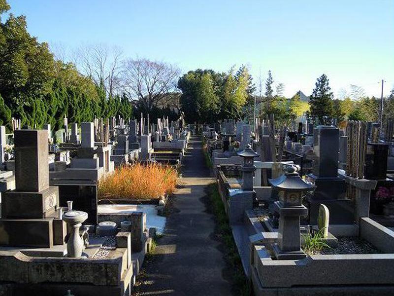 栄町霊園 和型墓石