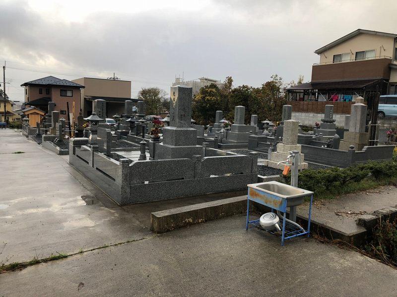 長浜市営 浅井やすらぎ浄苑墓地