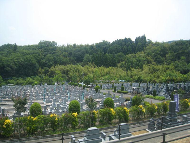 やすらぎ霊園 竹中墓地