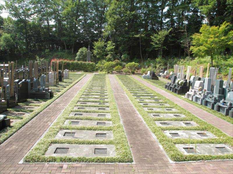 浄光の森聖地 「緑地付墓地」
