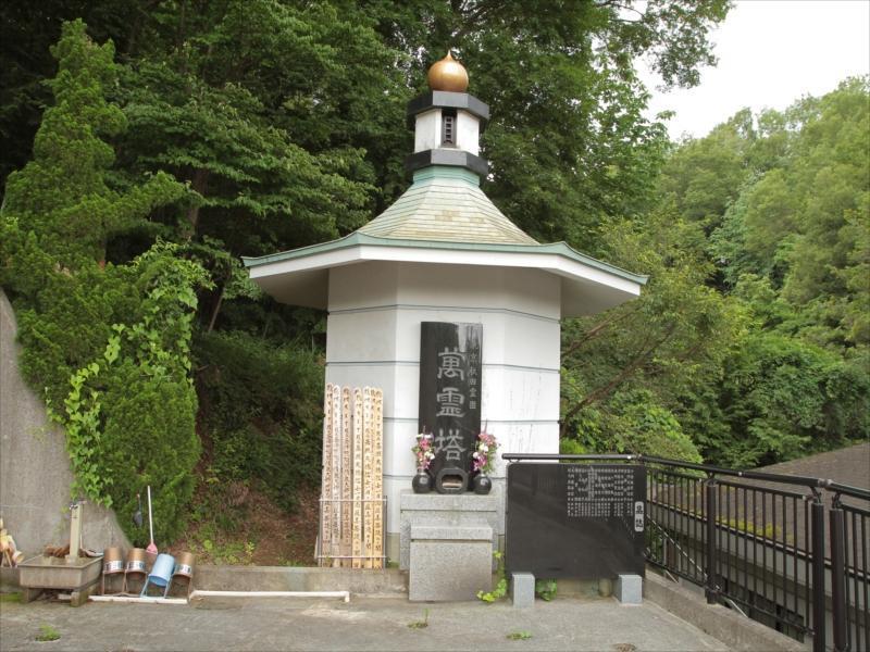 東京秋田霊園 永代供養墓「萬霊塔」(合祀タイプ)