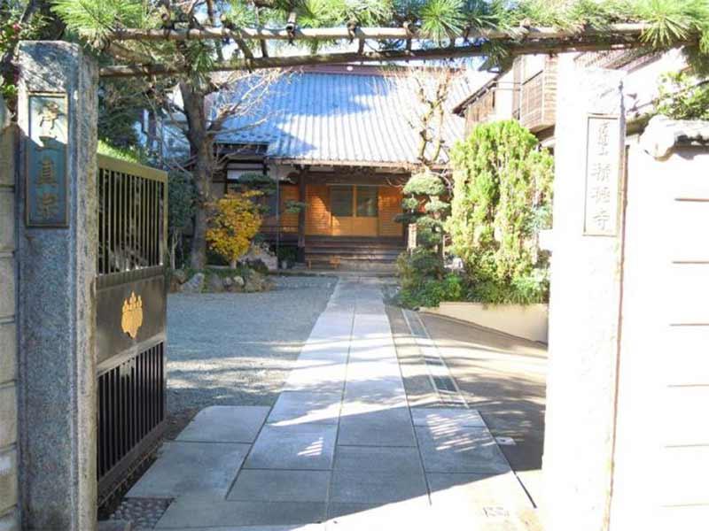 積徳寺墓所