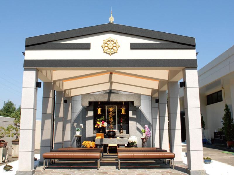 大恩寺 永代供養墓「無量寿堂」