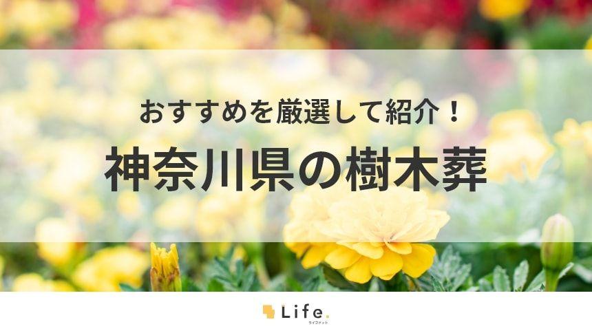 【神奈川 樹木葬】アイキャッチ
