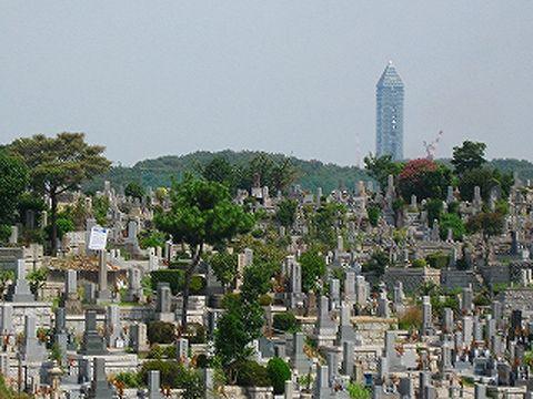 名古屋市営 愛宕霊園