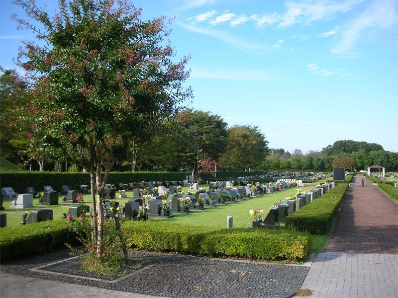 小山市営 墓園やすらぎの森