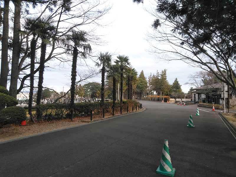 仙台市営 北山霊園