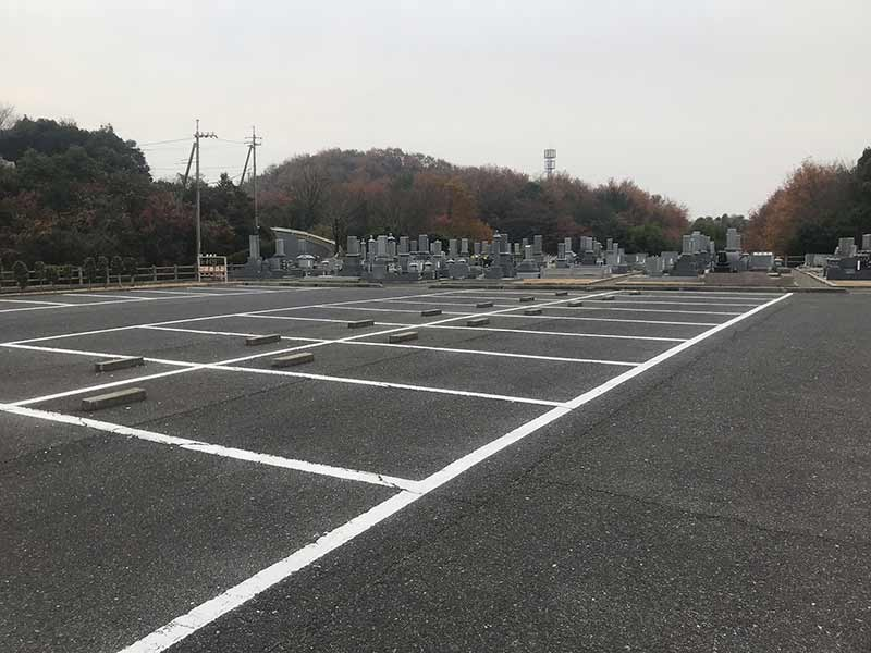 倉敷市営 第2中央公園墓地