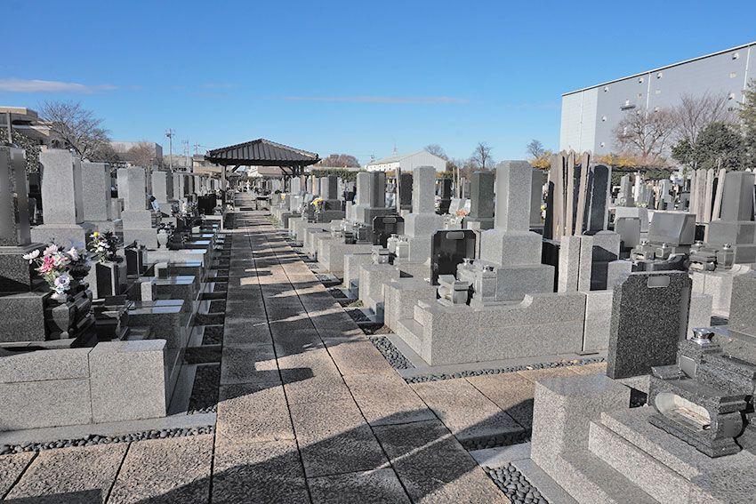 平和浄苑の一般墓所