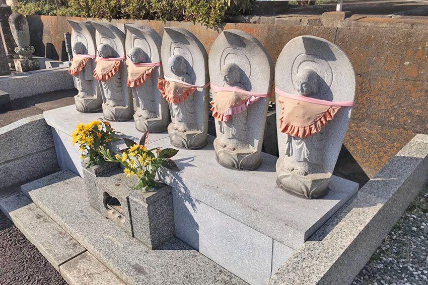メモリーガーデン彩の杜霊園の地蔵