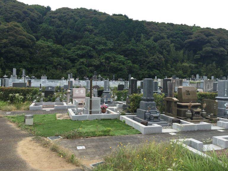 鹿嶋市営 とよさと霊園