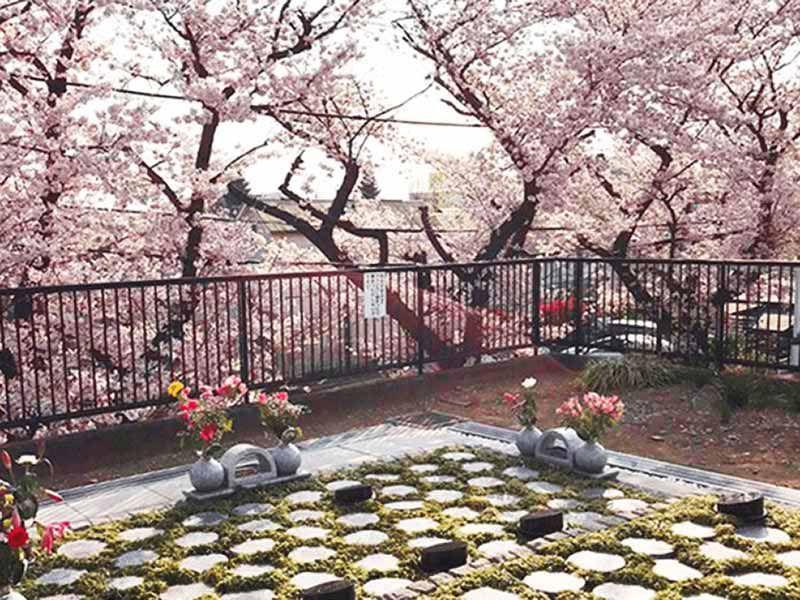 府中樹木葬墓地