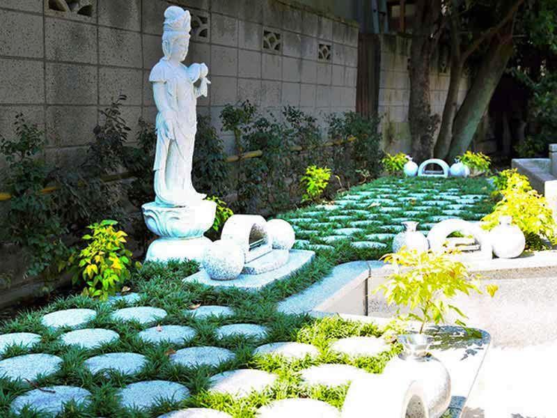 小石川樹木葬墓地