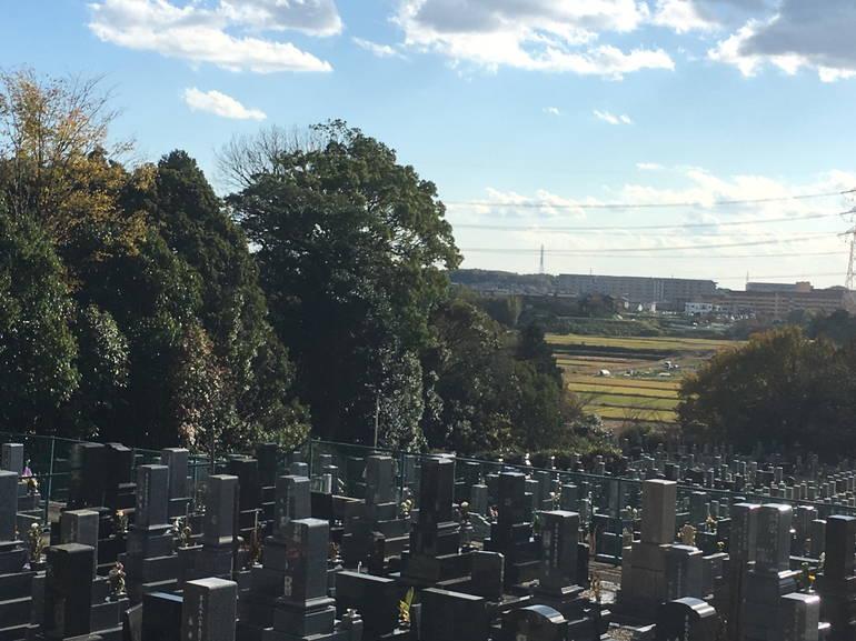 乾坤院墓苑