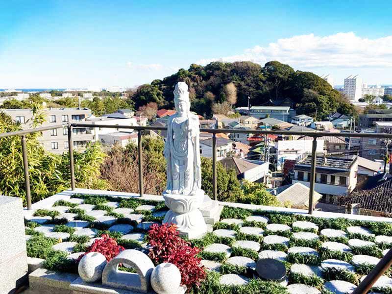 富岡さくら樹木葬墓地