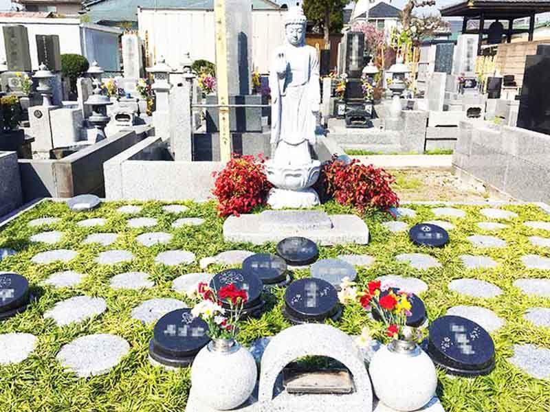 平塚金田樹木葬墓地