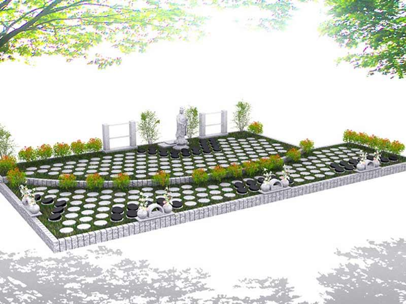 八柱樹木葬墓地