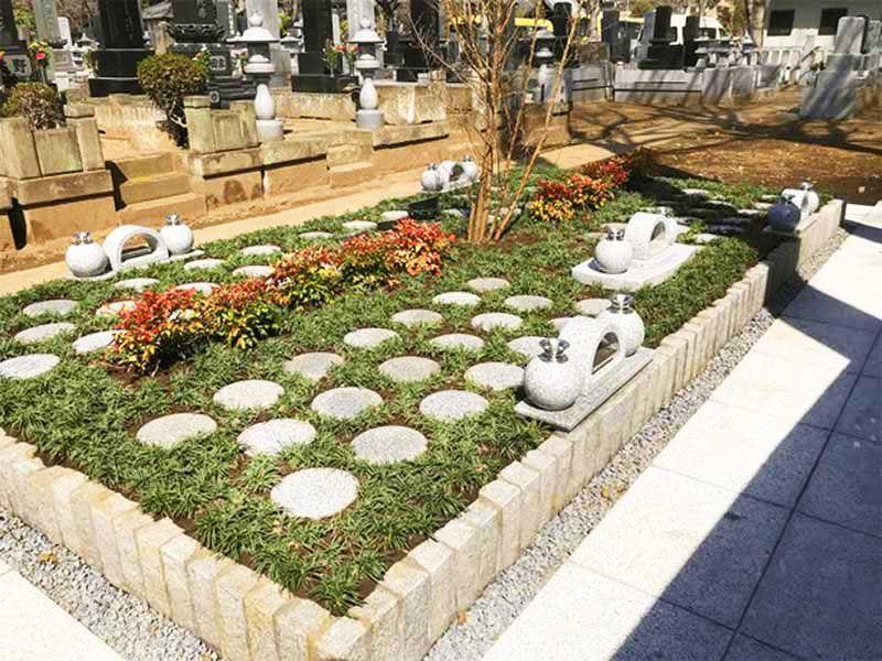 下都賀樹木葬墓地