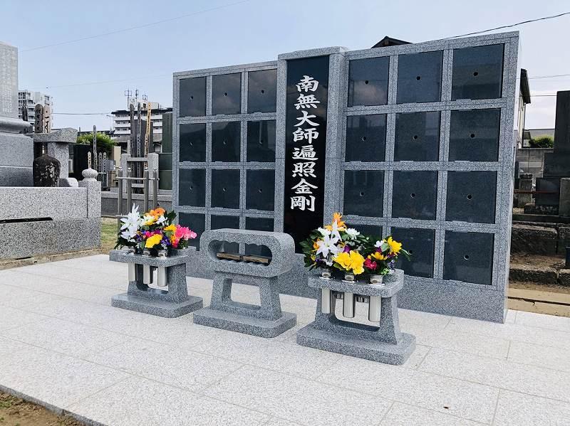 持寳寺 のうこつぼ
