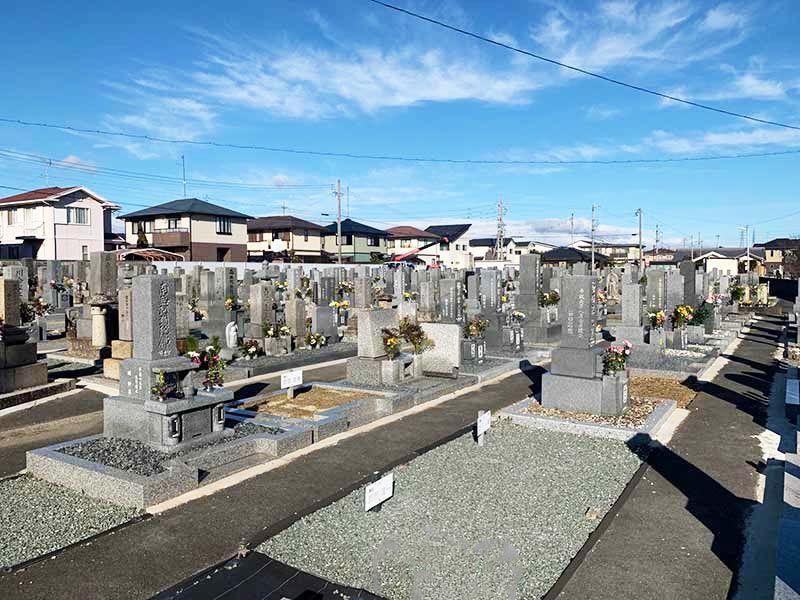 津市営 久居野村墓園