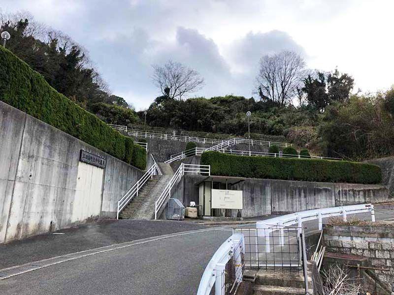 江田島市営 江田島中央墓苑