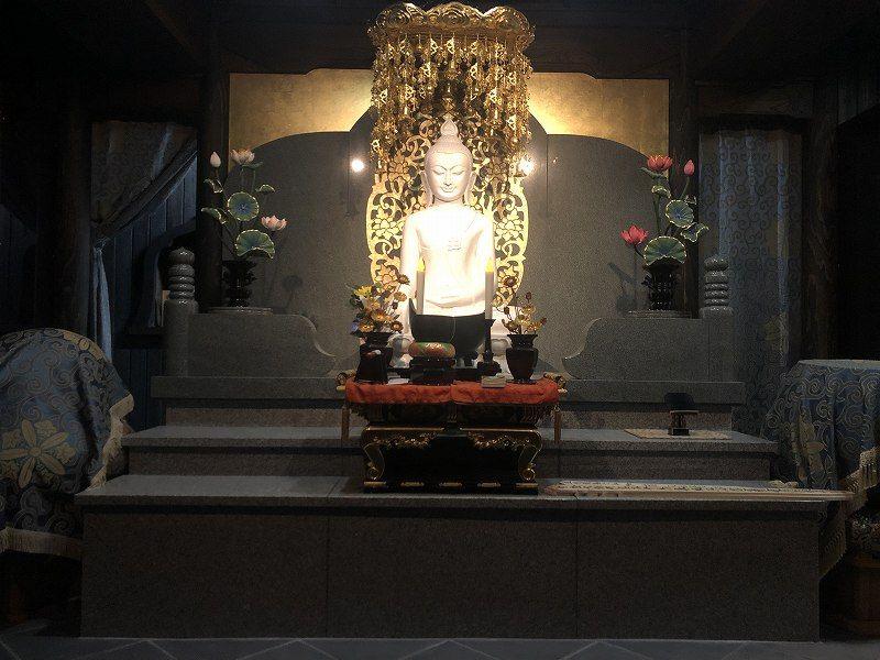 医王寺 のうこつぼ