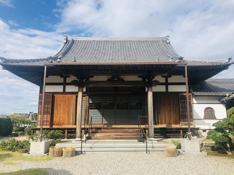 東連寺 のうこつぼ
