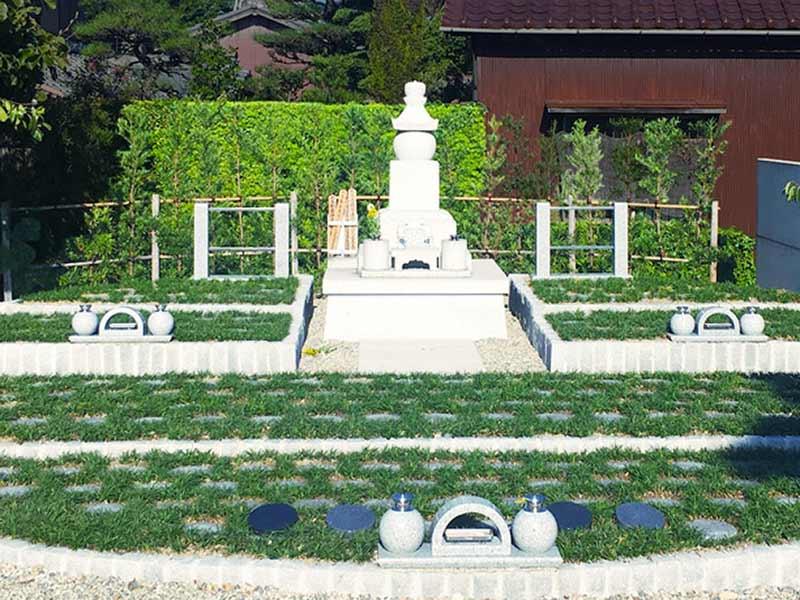 刈谷樹木葬墓地