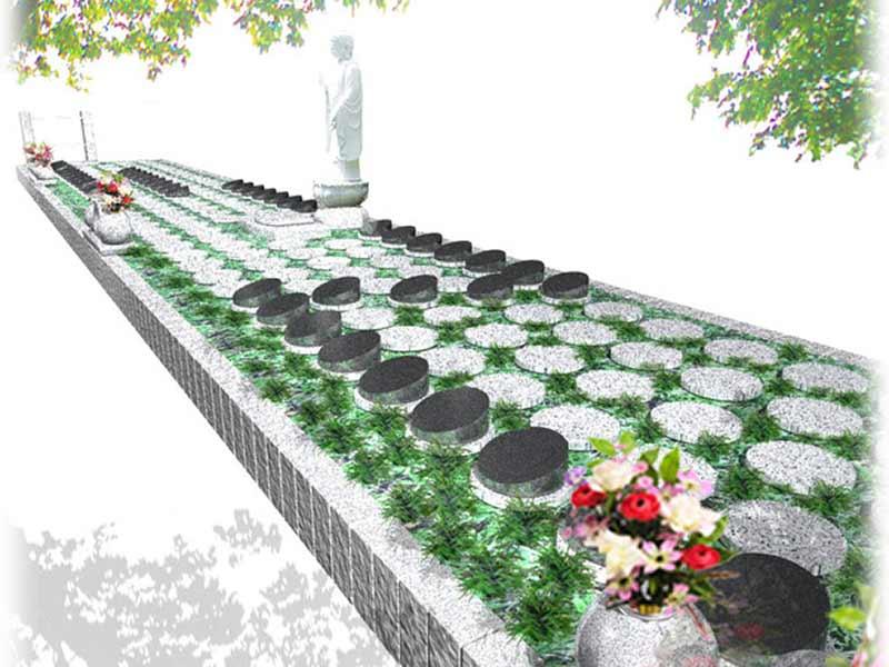 名古屋東樹木葬墓地