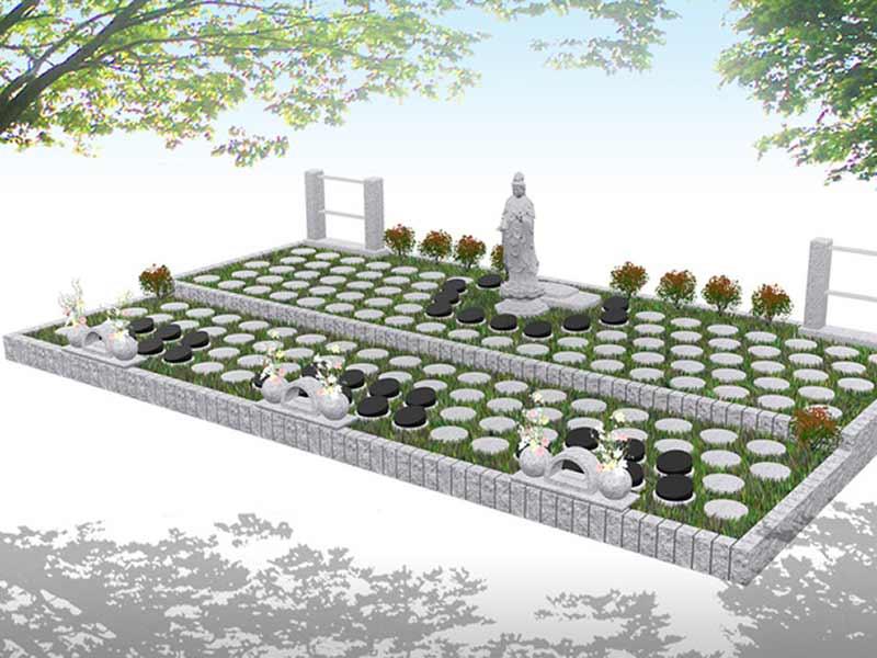 つくば小貝川樹木葬墓地